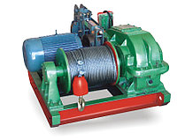 Лебедка электрическая JM 2т 150м