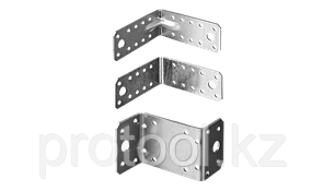 Крепежный угол равносторонний, 40х80х80мм, 20шт, ЗУБР Мастер, фото 2