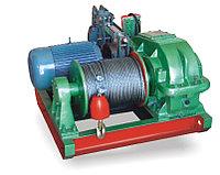 Лебедка электрическая JM 10т 450м