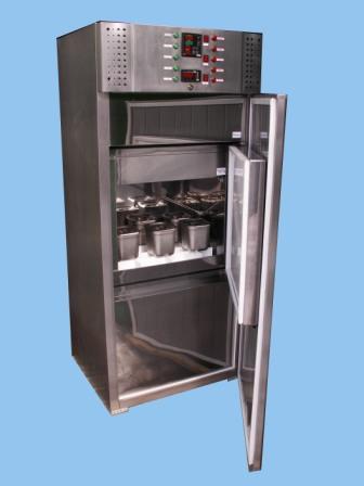 Камера морозильная КМД-0,15 предназначенна для испытаний бетона третьим ускоренным методом