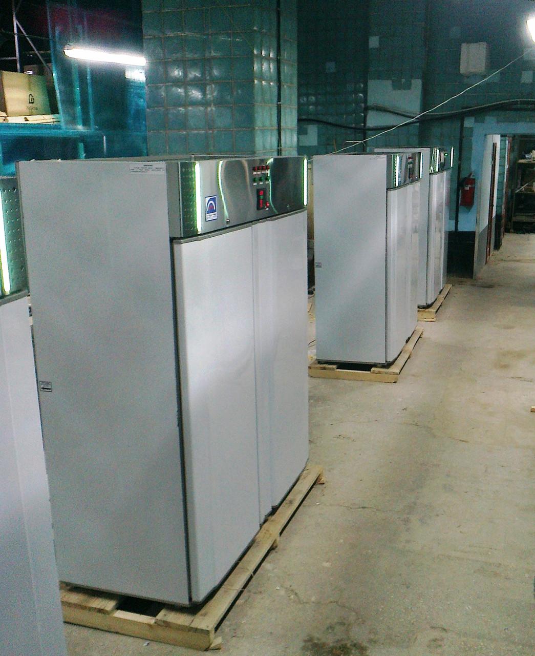 Камера морозильная КМД-0,35 предназначенна для испытаний бетона третьим ускоренным методом