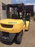 Вилочный погрузчик KOMATSU FD40W-8 (2007), фото 2