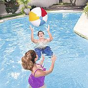 Пляжный надувной мяч для игры на воде, Bestway 31022