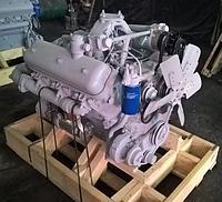 Двигатель с коробкой передач и сцеплением 4 комплектации (ПАО Автодизель) для двигателя ЯМЗ 236М2-1000020
