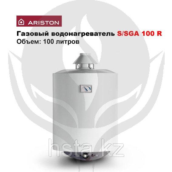 Газовый водонагреватель S/SGA 100 R
