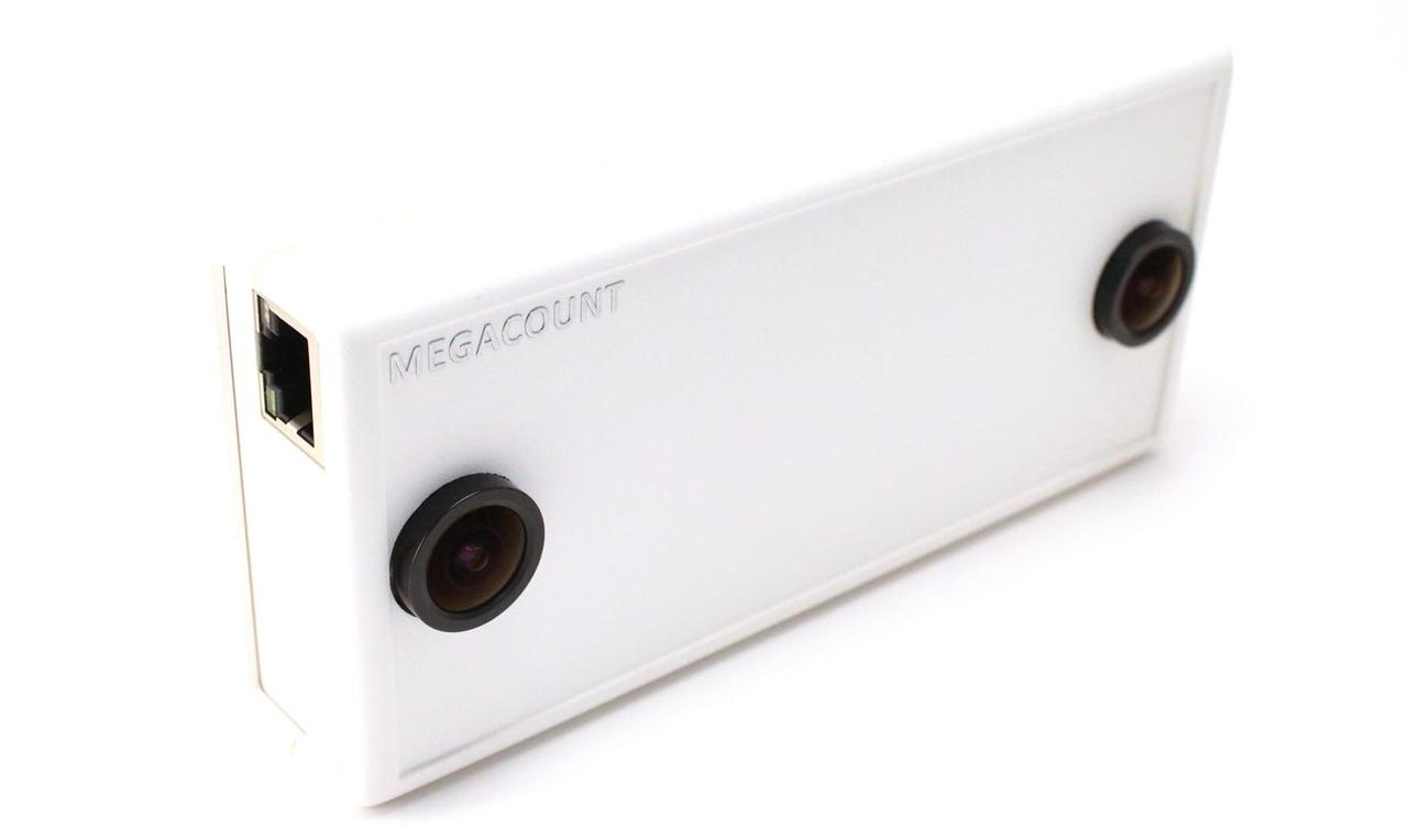 3D-счетчик посетителей MegaCount