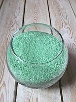 Цветной песок в Алматы, 500 гр., мята