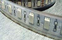 Cветодиодная RGB лента водонепронецаемая IP 68 5 м 24 V + контроллер
