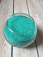 Цветной песок в Алматы, 500 гр., Изумруд