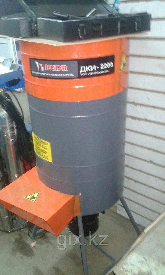 Кормоизмельчитель универсальный (сеноизмельчитель, зернодробилка) KEDR ДКИ-2200