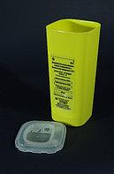 Контейнер для использованных острых инструментов и биологических материалов