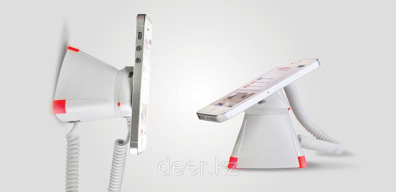 Презентатор Optiguard для смартфонов Stand V-line angled ZS-702R-VKB1-A-220