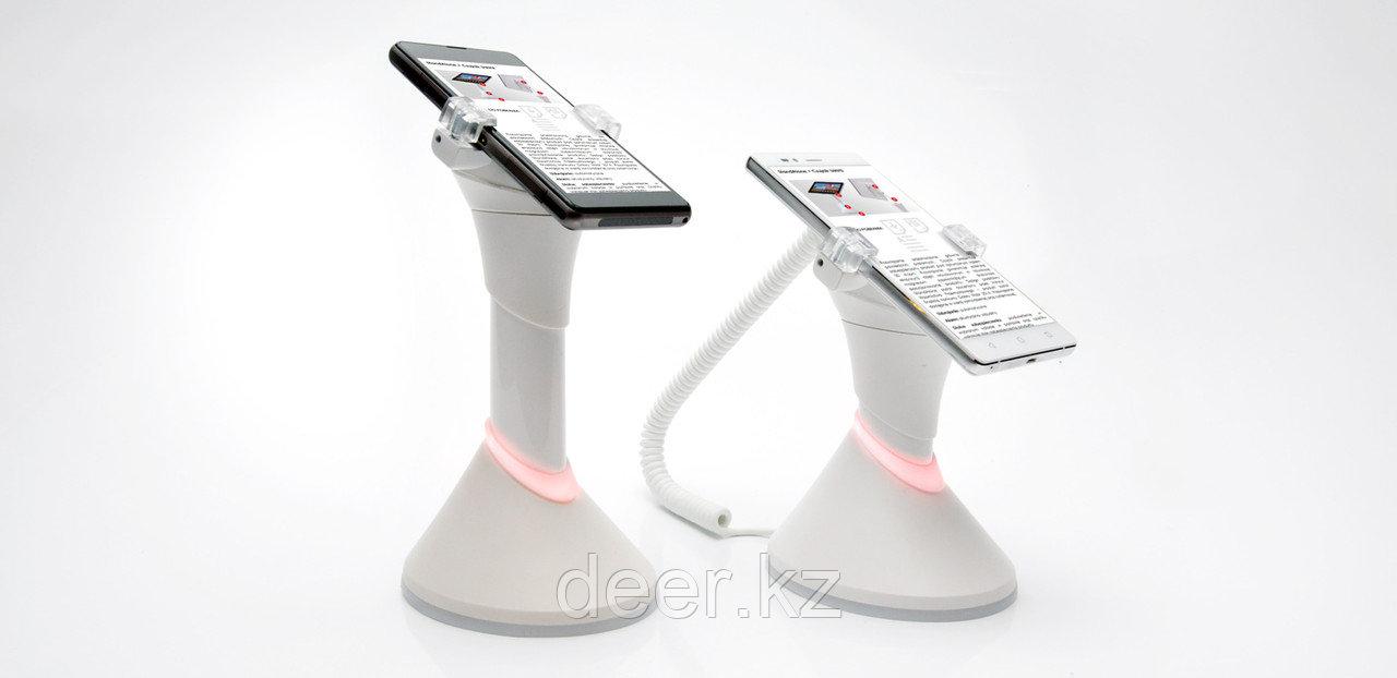 Презентатор Optiguard для смартфонов Stand L angled ZQ-0009-A-SMART-3-W
