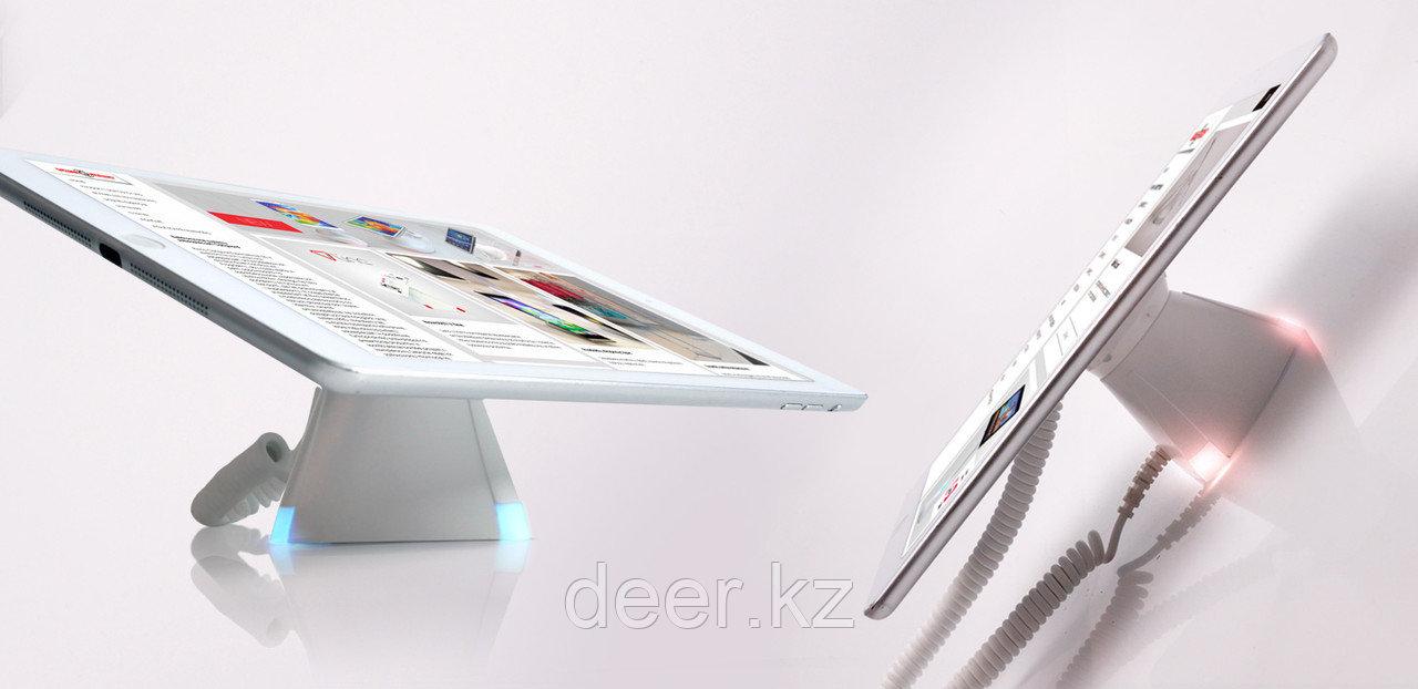 Презентатор Optiguard для планшетов Stand V-line angled ZS-702W-VKB3-A-220