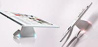 Презентатор Optiguard для планшетов Stand V-line flat ZS-702W-VPB3-A-220