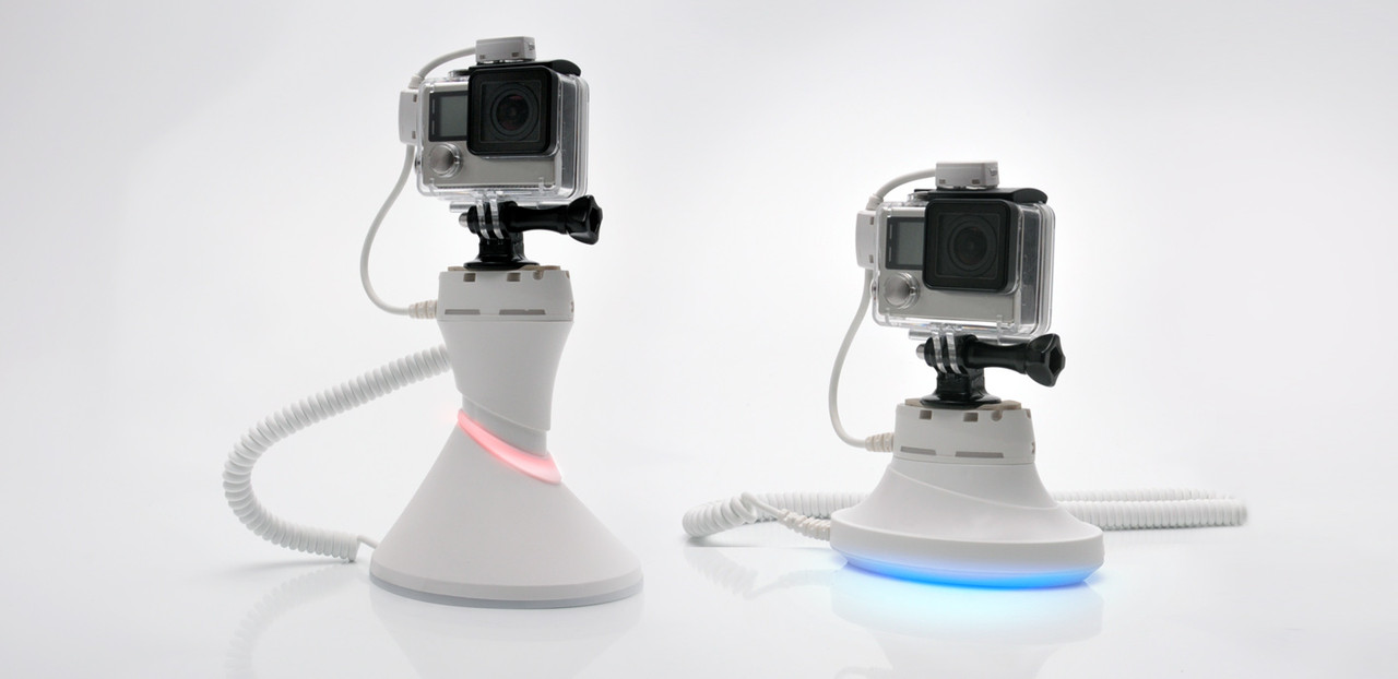 Презентатор Optiguard для фотокамер Stand SMART S without charging ZQ-452W-37-A