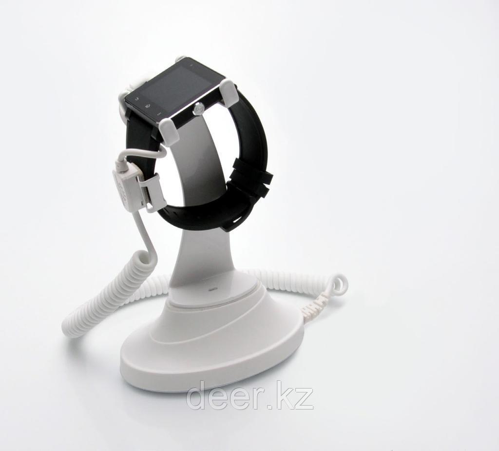 Презентатор Optiguard для смарт-часов Stand V-line with charging 40-581-6010-56-20-A-1-BZ