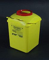 Контейнер 10л для использованных острых инструментов и биологических материалов