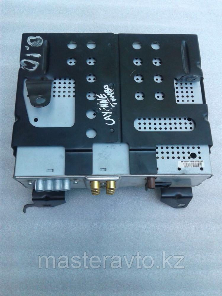 Аудио модуль, усилитель на Porsche Cayenne