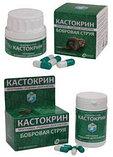 КАСТОКРИН, бобровая струя, аденома предстательной железы, простатит, импотенция, 28 капсул, фото 3