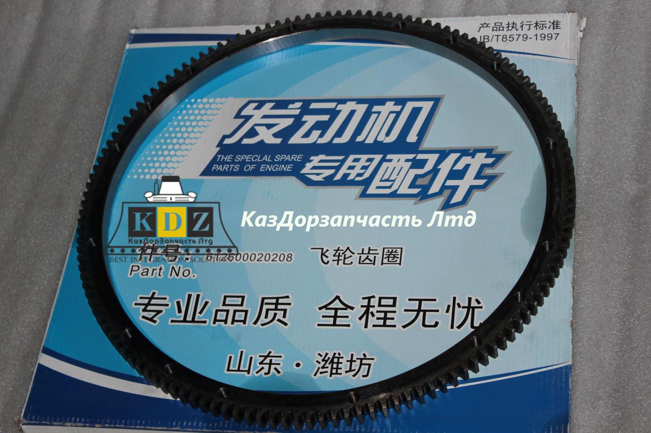 Венец маховика двигателя Weichai 136зуб. VG2600020208