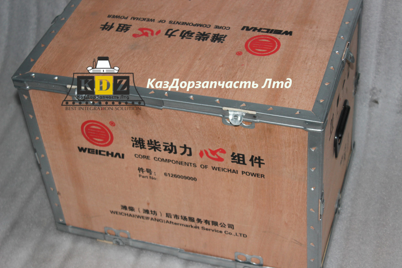 Поршневая группа (ZL50G/SD16 280л/с) WD615E2