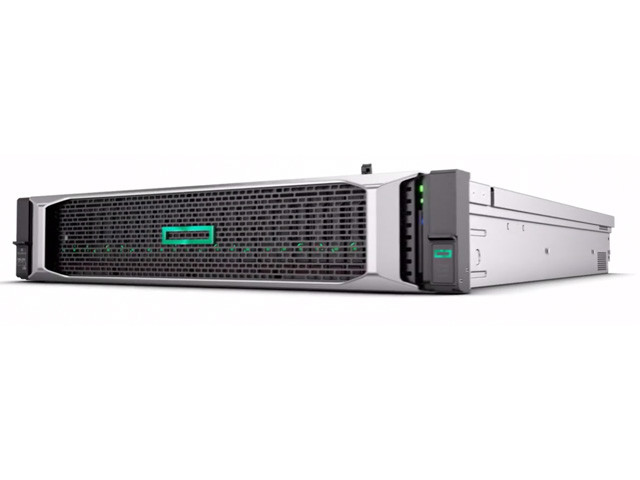 Сервер 2U HP Enterprise DL380 Gen10/1xXeon Bronze 3106/16 Gb 2666 MHz/P408i-a/2GB SR/2x300GB 10K/DVDRW/1x500W