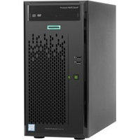 Сервер Tower HP ML10Gen9\1xE3-1225v5\8Gb\Intel RST\2x1TB SATA\(4/6 LFF 3.5'' NHP)\1x300W\1x1Gb/s\DVD-RW