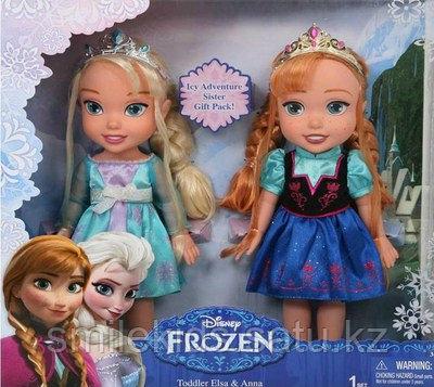 Игровой набор 2 куклы Холодное Сердце