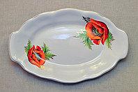 Нанесение изображения на тарелки
