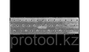 Пластина соединительная, 40х160мм, 20шт, ЗУБР Мастер, фото 2