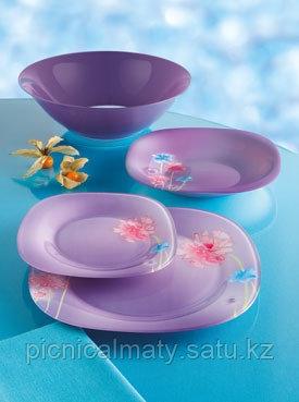 Столовый сервиз Luminarc Angel Purple 19 пр