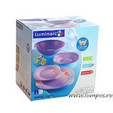 Столовый сервиз Luminarc Angel Purple 19 пр, фото 2