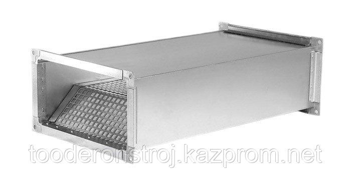 Шумоглушитель прямоугольный трубчатый (евростандарт) ГТПи 30-15-60