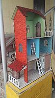 Большой Кукольный домик для барби, монстр хай и др.