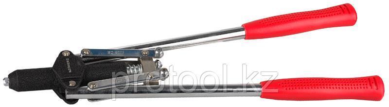 """Заклепочник силовой двуручный, STAYER MaxPower """"MS 500"""" 3114, для заклёпок d=3,2-4,8 мм из алюминия, стали, не"""