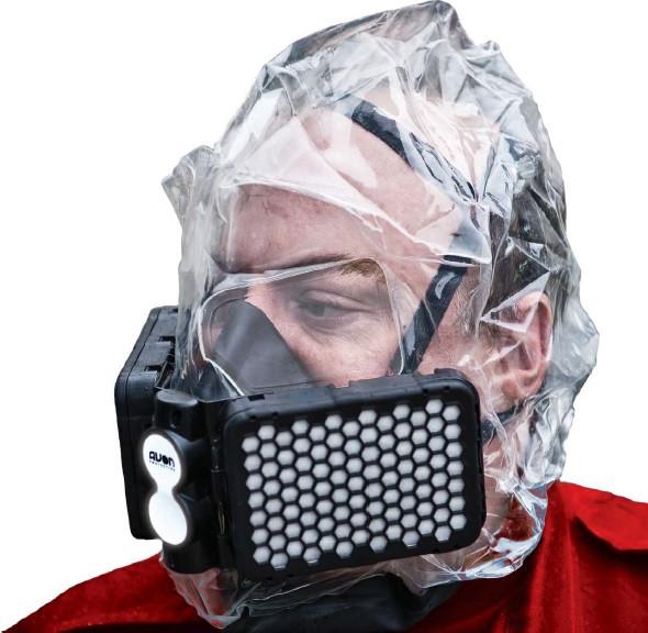 Респиратор-капюшон H2S (100 минут)