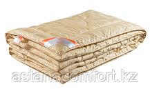 Одеяло зимнее из верблюжьей шерсти, детское в кроватку 140*105 см.
