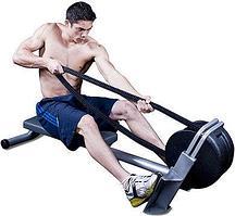Профессиональный тренажёр для функционального тренинга Ropeflex Wolf Rx2200 Horizontal Rope Pulling Resistance