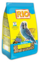 RIO Корм для волнистых попугайчиков, 500г.