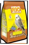 RIO Корм для волнистых попугайчиков. Рацион в период линьки, 500г.
