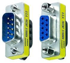 Переходник COM RS-232 DB9M / DB9F