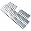 Накладки на дверные пороги RENAULT Duster /Рено Дастер 10-