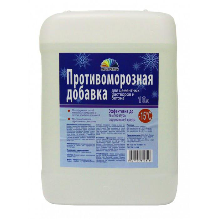 Противоморозная добавка Антимороз 13 кг