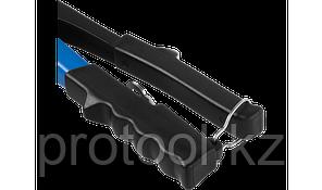 """Заклепочник усиленный, ЗУБР """"ПРО-600"""", d=2,4-4,8 мм - алюминий и сталь, d=2,4-4,0 - нерж сталь, стальной, фото 2"""