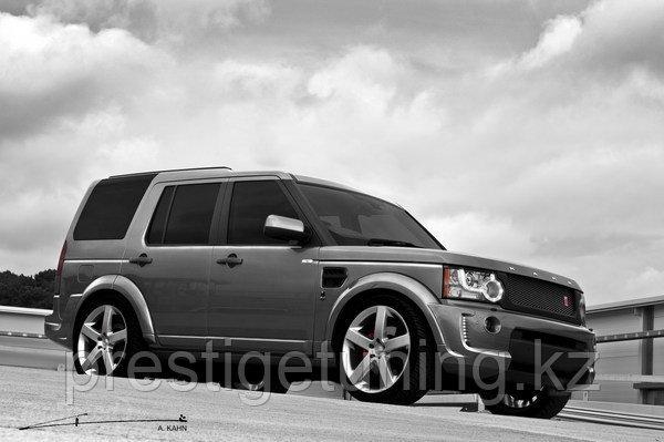 Оригинальный обвес Kahn на Land Rover Discovery рестайлинг