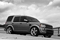Оригинальный обвес Kahn на Land Rover Discovery рестайлинг, фото 1