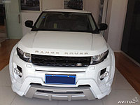 Обвес Titan на Land Rover Evoque, фото 1