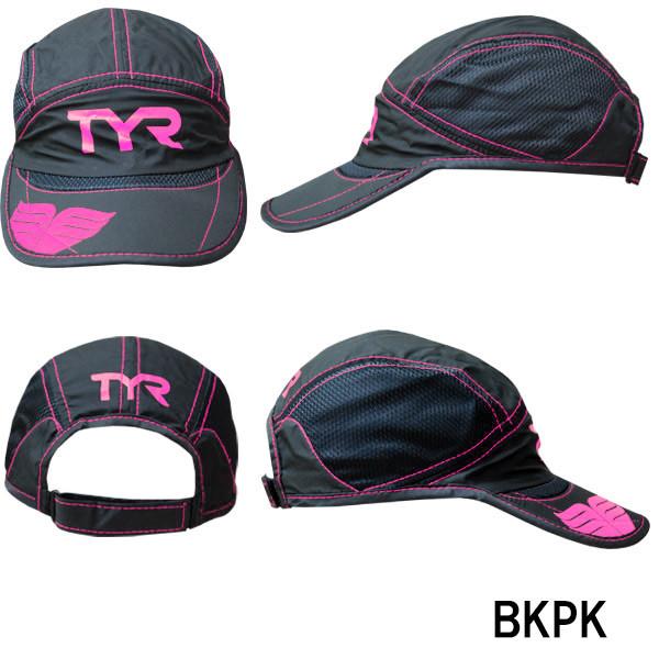Кепка для бега и пляжа TYR Running Cap
