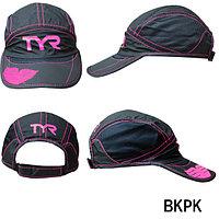Кепка для бега и пляжа TYR Running Cap, фото 1
